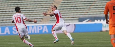 Il gol di Martino Defendi