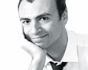 "Andrea Fontana, autore di ""Storytelling d'impresa. La guida definitiva (Hoepli, 2016)."