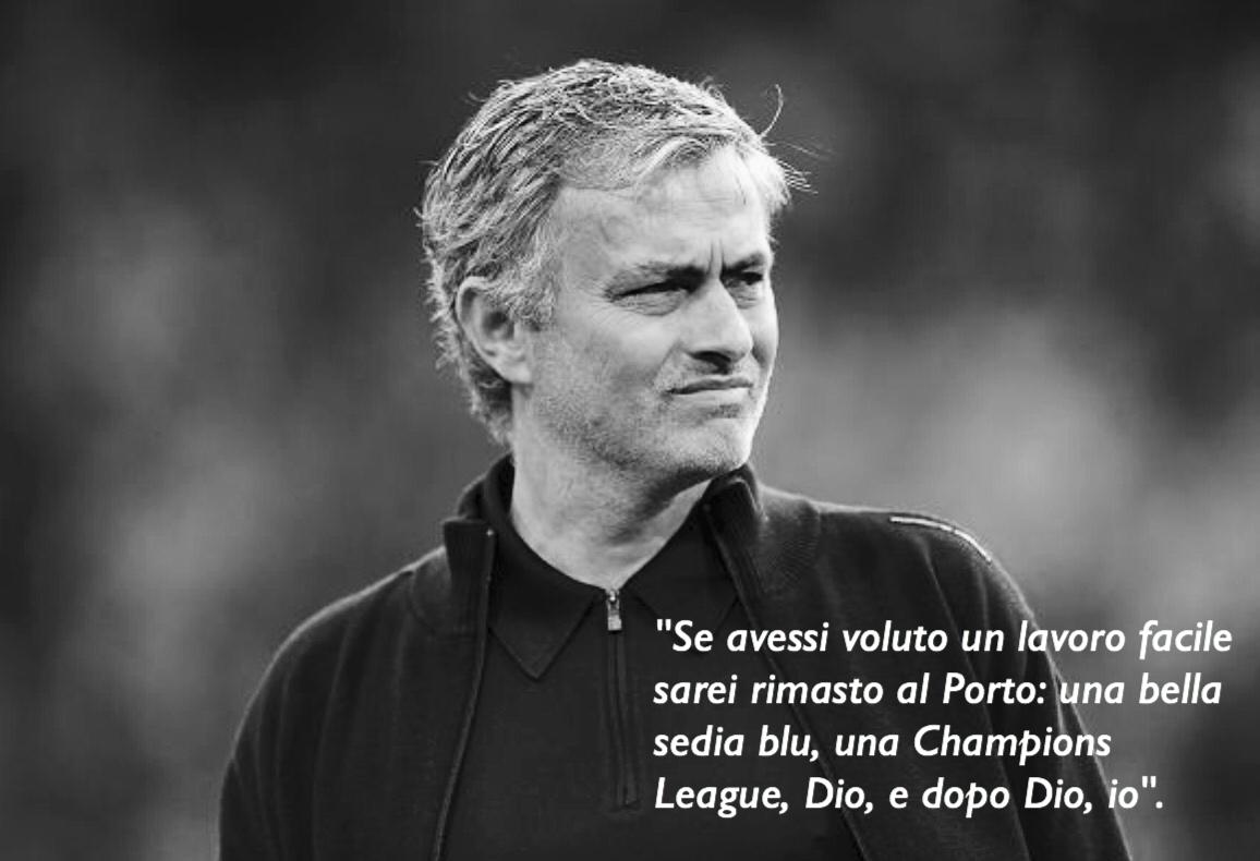 Quote Mourinho