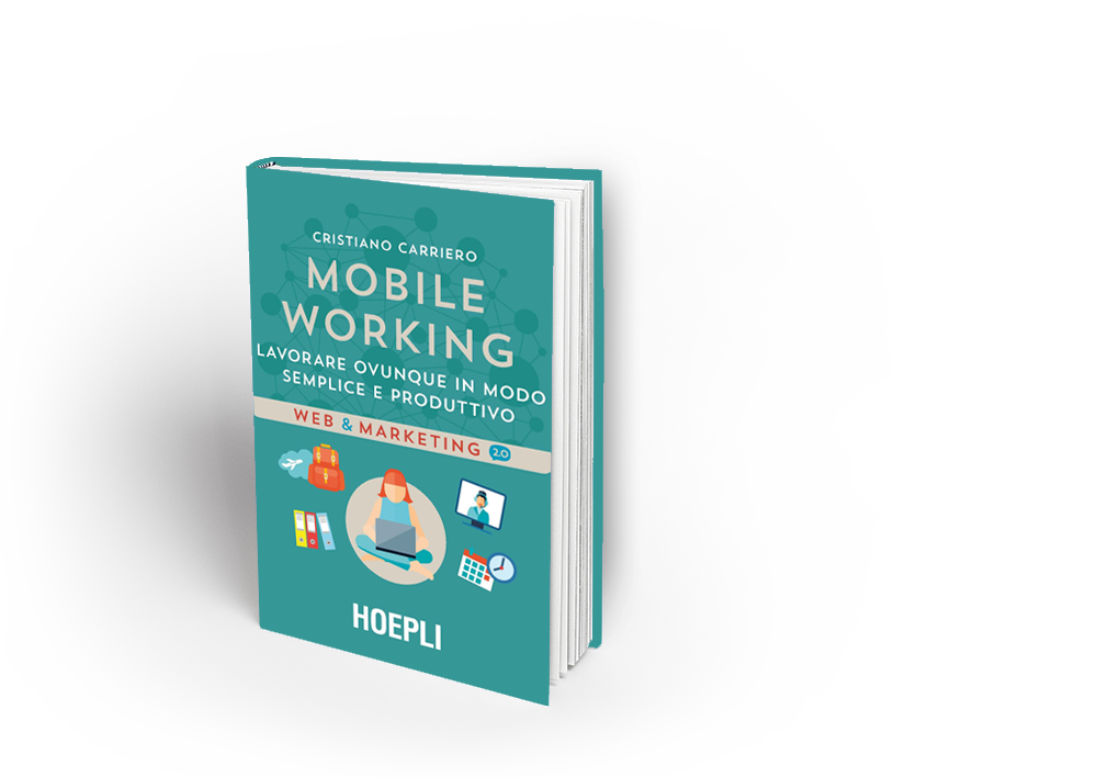 Mobile Working carriero hoepli